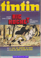 RIC HOCHET MET LES BOUCHEES DOUBLES !