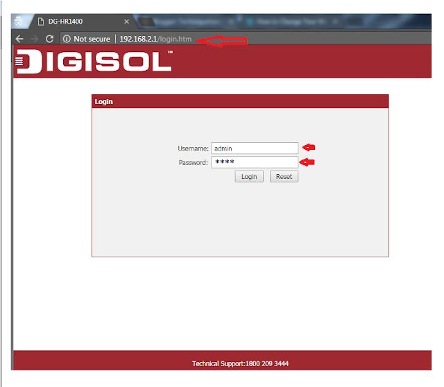 Change Your WiFi IP Address static login