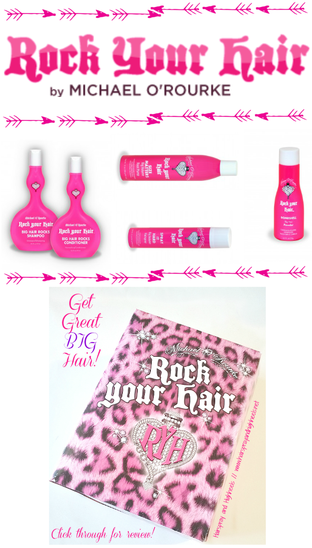 Rock Your Hair Review
