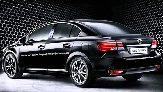 Toyota Avensis Models 2017 - Toyota Future Modern Design Sedan