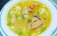 Resep Soto Ayam Bening Spesial dan Gurih