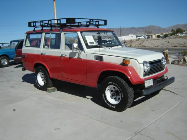 1976 toyota land cruiser fj55 for sale 4x4 cars. Black Bedroom Furniture Sets. Home Design Ideas