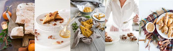 Pumpkin flavored fall recipes