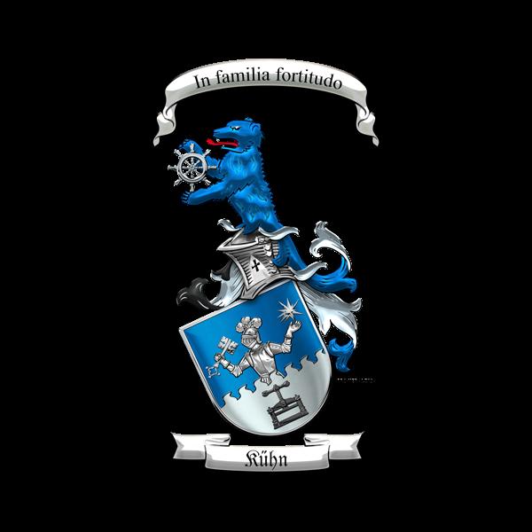 Heraldry workshop k hn coat of arms for pro heraldica for Pro heraldica