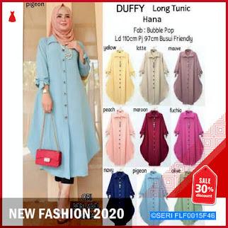 FLF0015F46 Duffy Long Tunik BMGShop