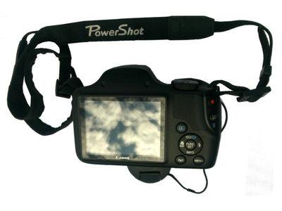 Canon Power Shot SX 540 Hs con Wifi y Gps para ubicar nuestras Fotos exactamente en cualquier Lugar