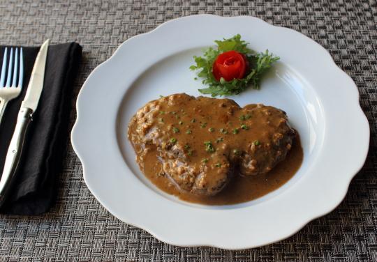 Steak Diane Recipe Food Wishes