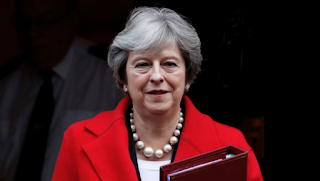 Islamist suicide plot to assassinate Prime Minister Theresa May foiled