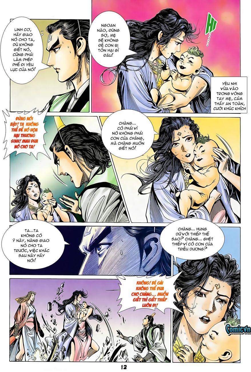 Đại Đường Uy Long chapter 72 trang 20