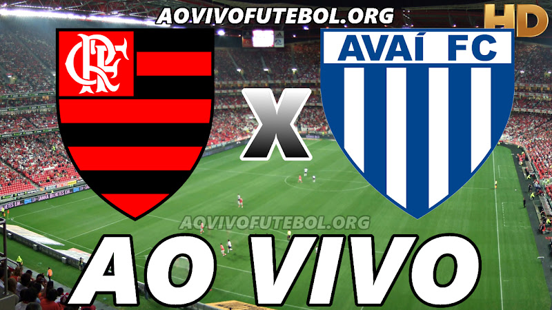 Assistir Flamengo vs Avaí Ao Vivo HD