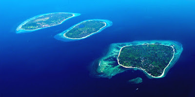 Top 10 Tourist Attractions in Indonesia Gili Island