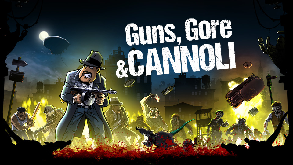Guns, Gore and Cannoli 2 - RELOADED
