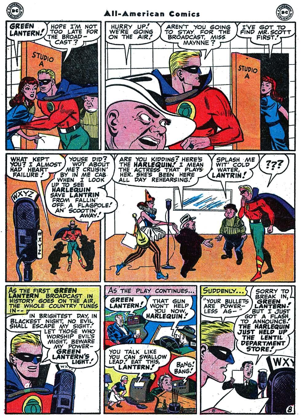 Read online All-American Comics (1939) comic -  Issue #89 - 10