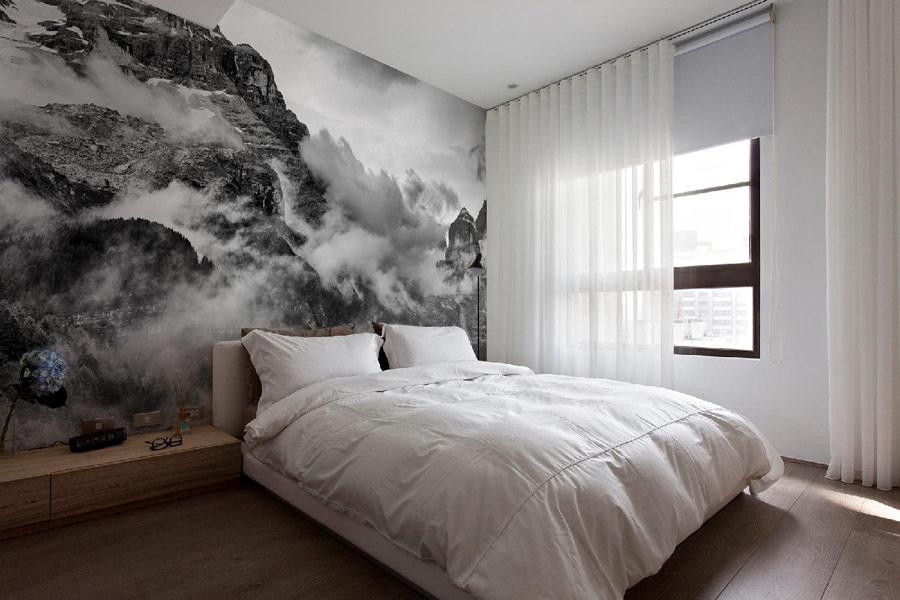 New 3d Wallpaper Murals For Bedroom 2019