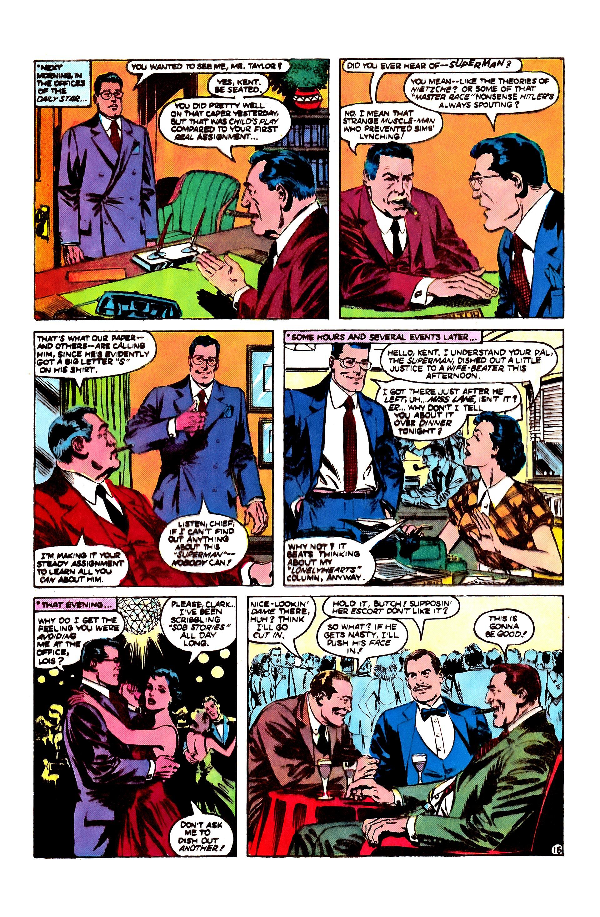 Read online Secret Origins (1986) comic -  Issue #1 - 20