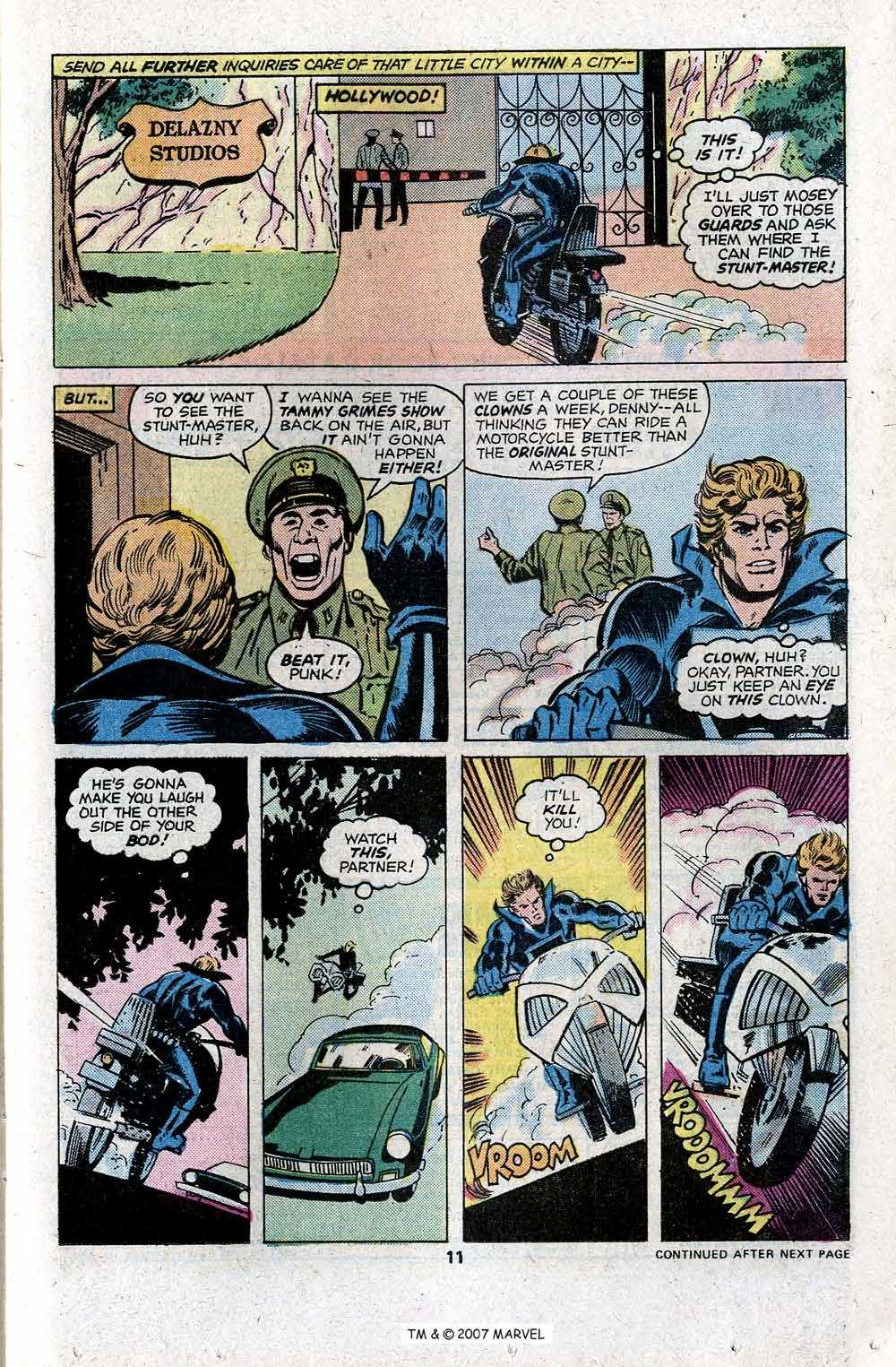 Ghost Rider (1973) Issue #13 #13 - English 13