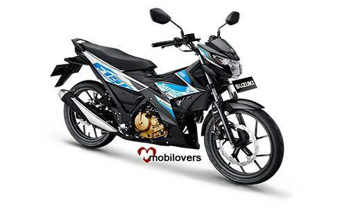 Daftar Harga Motor Suzuki Indonesia Terlengkap  keluaran Terbaru 2018