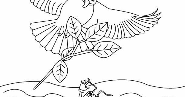 Kids Page: The Ant And The Dove