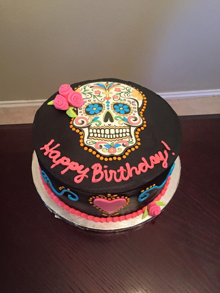 Wendys Sweet Treats Day Of The Dead