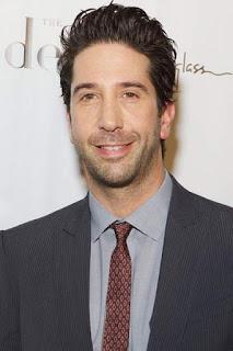 ديفيد شويمر (David Schwimmer)، ممثل ومخرج أمريكي