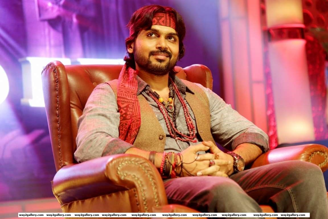 Karthi reportedly plays a triple role in Tamil film Kaashmora