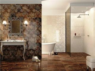 decoración baño elegante