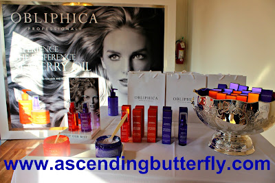 Obliphica Professional at BeautyPress Spotlight Day September 2015