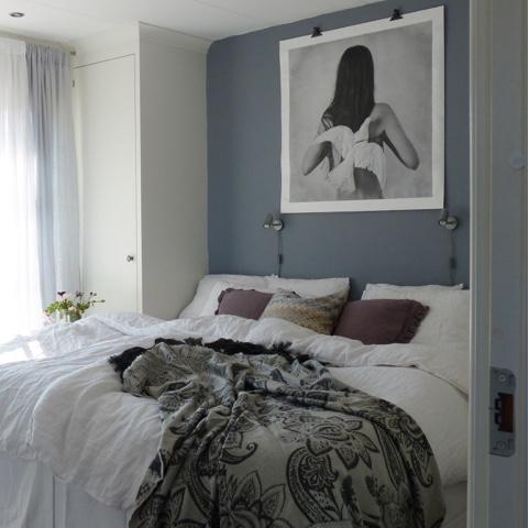 Casa Vik: Möblera och tänka Feng Shui i sovrummet
