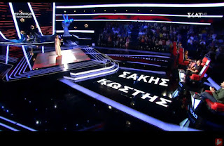 Από την Γέρα της Λέσβου στα Battles του The Voice η Στρατούλα Χιώτη (BINTEO, PICS)