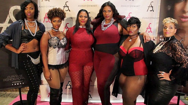 Plus Size Fashion Models