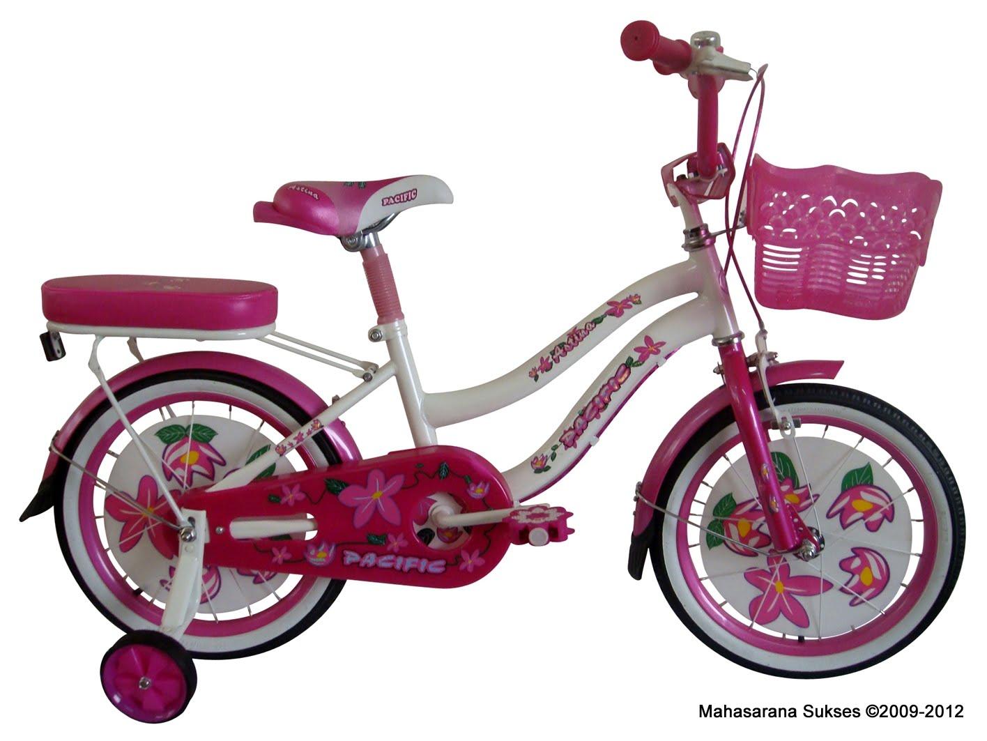 Sepeda Anak Pacific Astina 16 Inci News Untuk Anak Anda