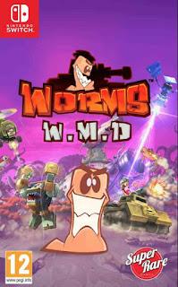 Worms W.M.D Switch XCI NSP