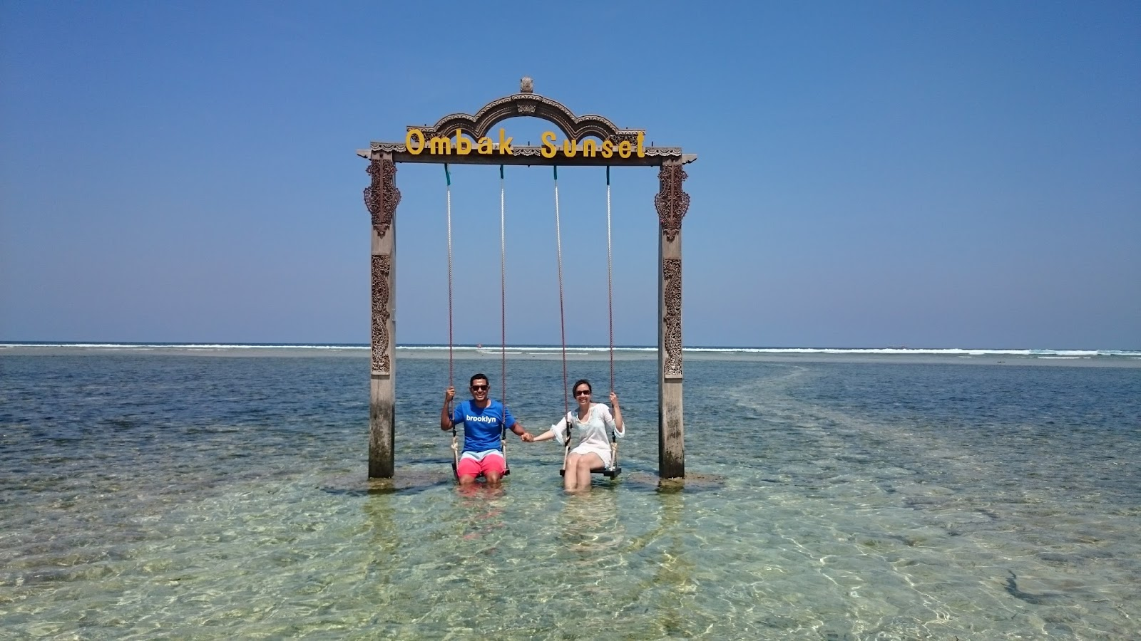 Gili Lombok Globe Nomad Rider Gili Trawangan Lombok Our First Honeymoon