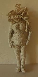 Catherine Herbertz, art textile, féminisme, art contemporain, poupée