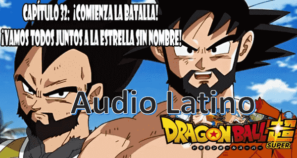 Ver capitulo 32 en audio latino online, Goku y Vegeta estuvieron tres días en la habitación del tiempo de Kamisama, y alfin ha llegado el día del torneo universal.