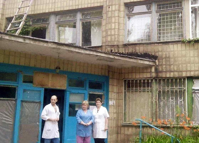 Hospitais russos atingiram níveis 'horrorosos'. Mas as verbas foram para propaganda da nova-URSS.