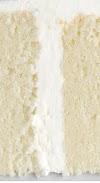 White Velvet Buttermilk Cake Recipe