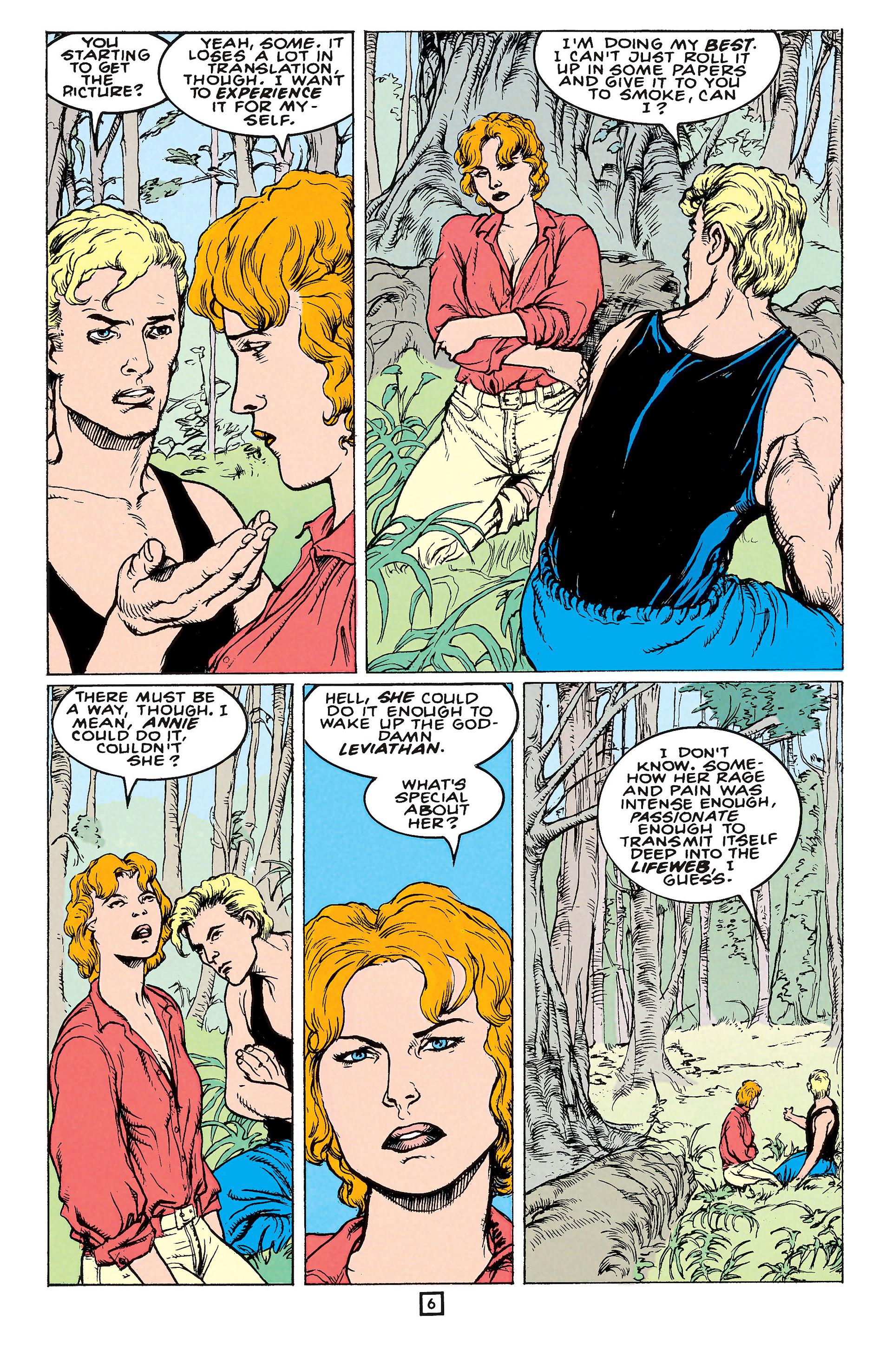 Read online Animal Man (1988) comic -  Issue #65 - 6
