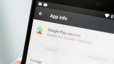 Cara Mengatasi Layanan Google Play Terhapus, Layanan Google Play Service Terhapus