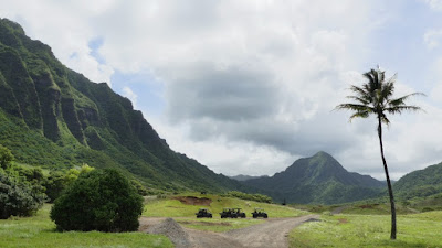 Hawaii - Kualoa Private Nature Reserve
