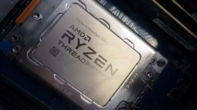 The AMD Ryzen Threadripper 2nd Generation Processor| 4+GHz 2019