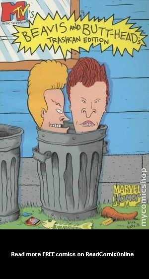 Beavis and Butt-Head _TPB Page 1
