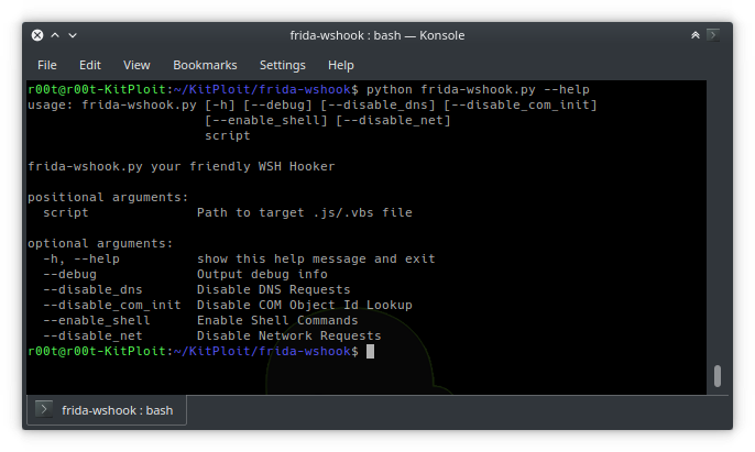 Frida-Wshook - Script Analysis Tool Based On Frida re
