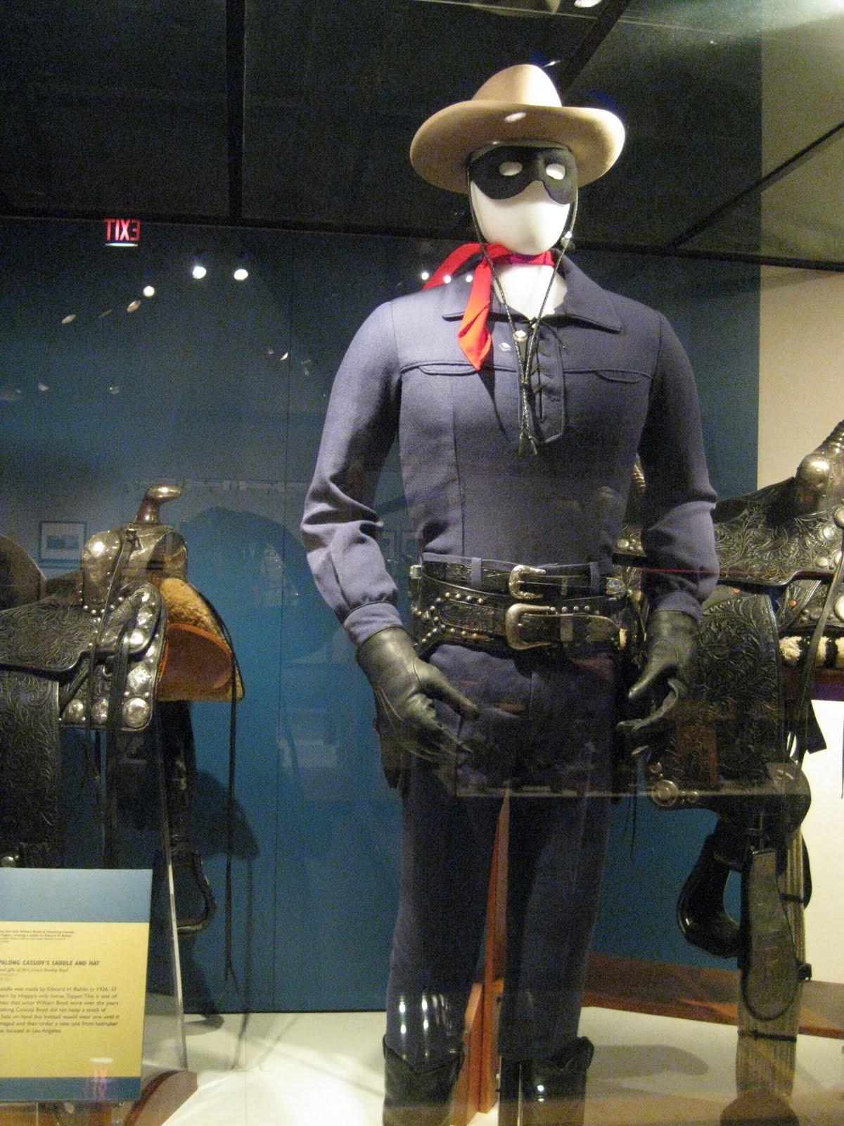 Emerald And Hobbit: The Original Lone Ranger Costume