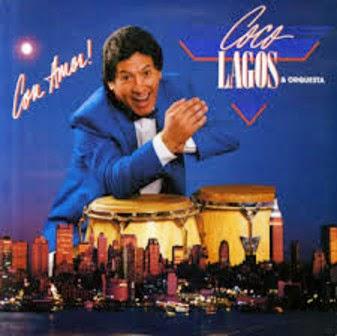 CON AMOR! - COCO LAGOS & ORQUESTA (1989)