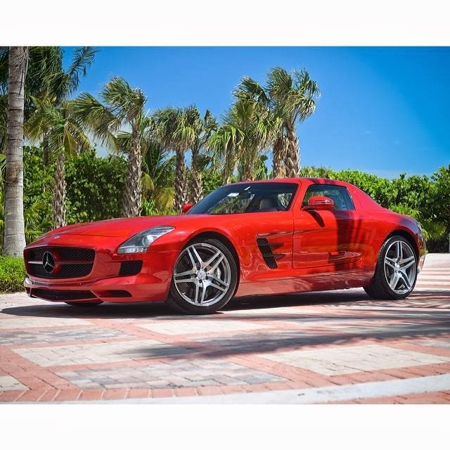 Exotic & Luxury Car Rental Miami