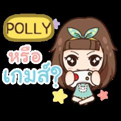 POLLY cry baby go everywhere e