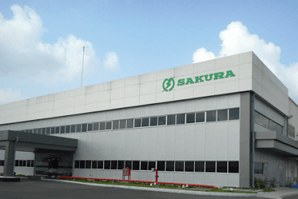 Lowongan Kerja Cikarang 2018 PT Sakura Java Indonesia