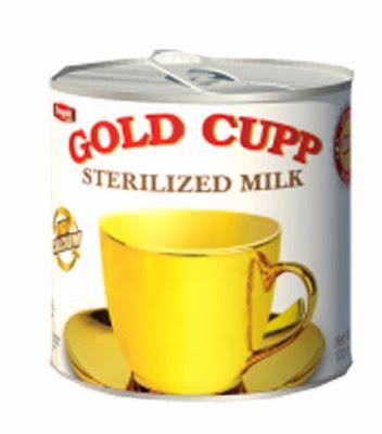 Contoh Susu Steril  ( Sterilzed Milk )