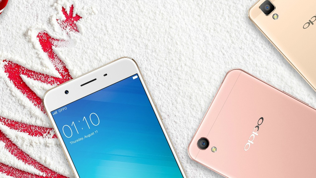 Discounted OPPO Smartphones until January 2017